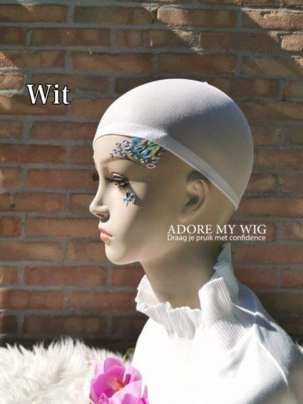 Wig cap wit