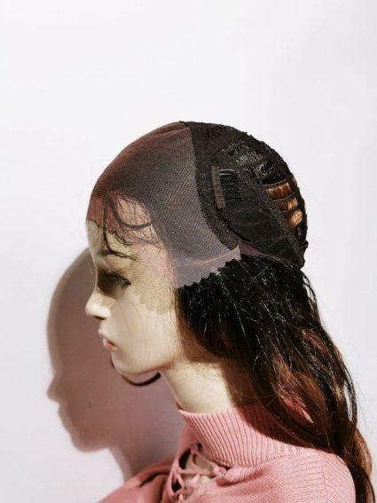 lace wig 1b/30 kleur ombre