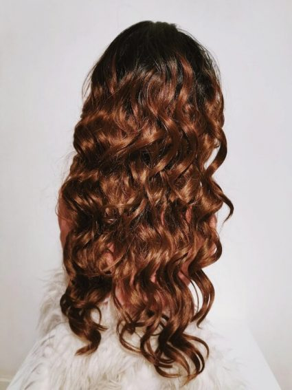 layered ombre 1b/30 wig