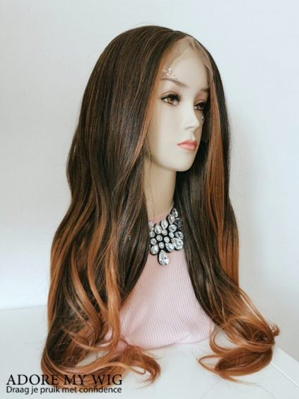 face framing wig 13x6