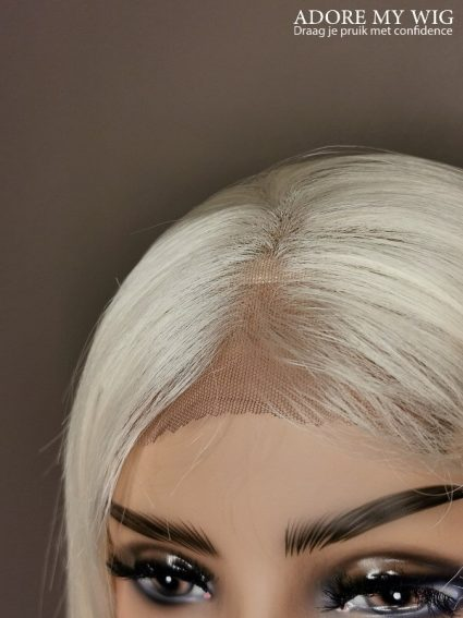 613 blonde wig bleached knots