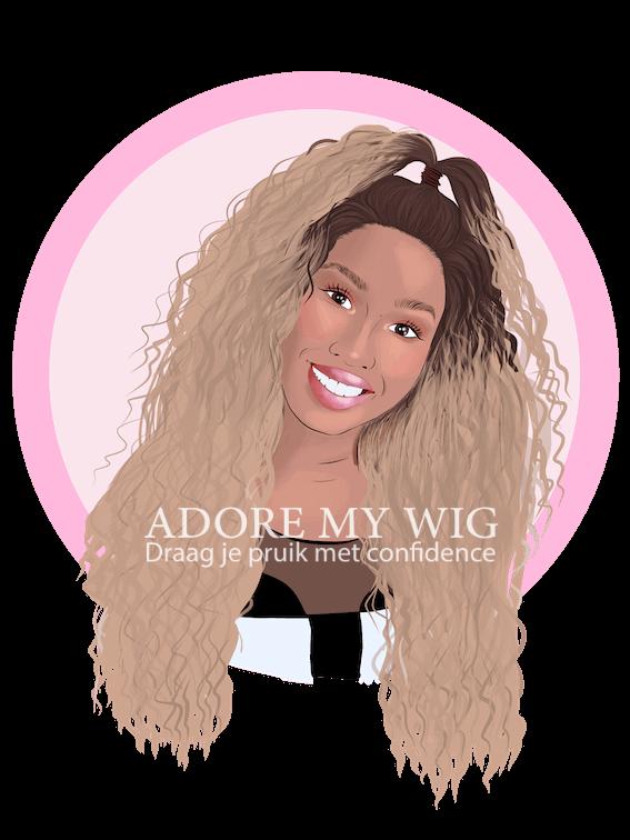 logo Adore My Wig