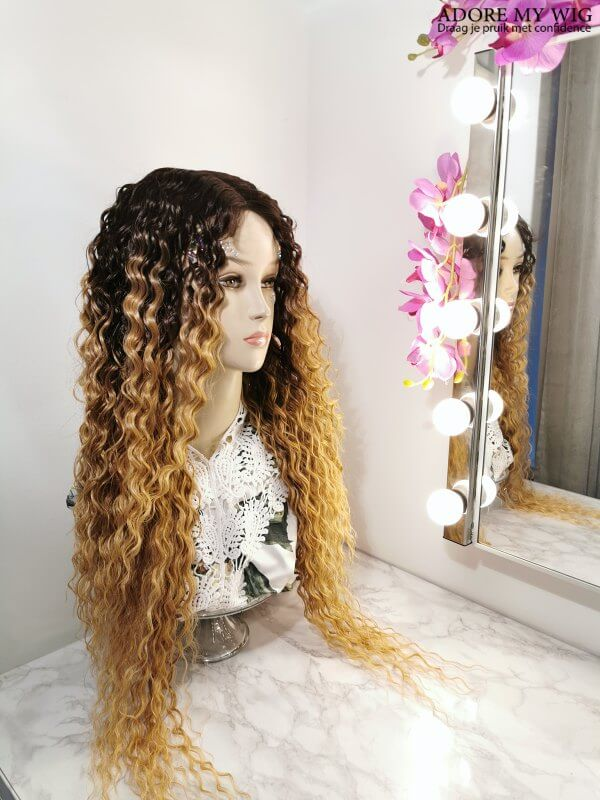Kinky Curly Adore My Wig