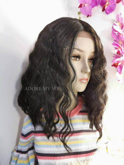 lange bob wig