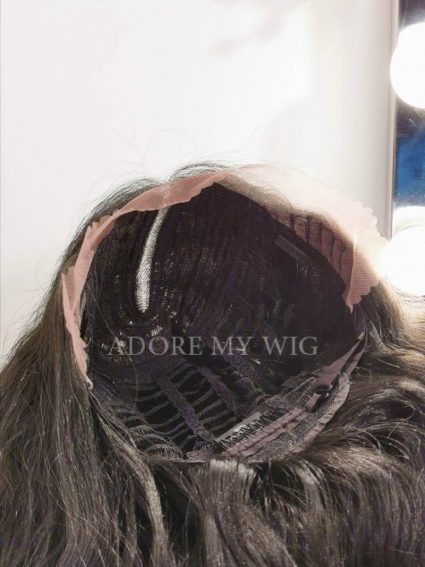 Binnenkant lace wig bob