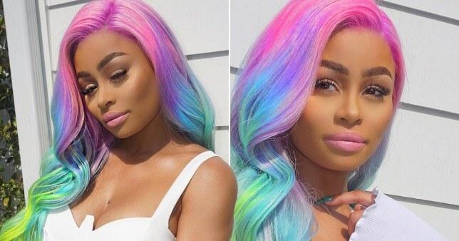 inspired celeb wig