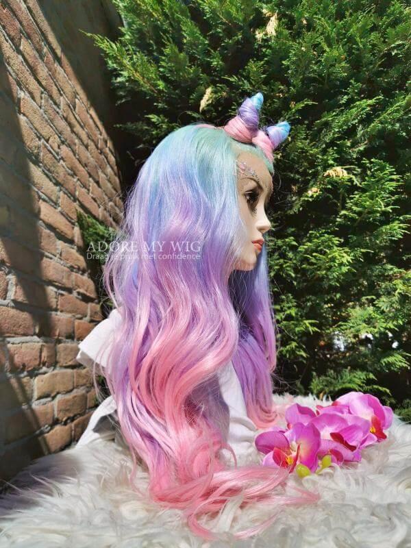unicorn wig blac chyna