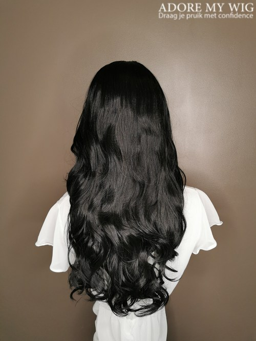Layers Curly Lace Wig