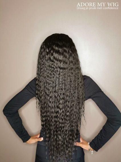 Headband Wig Curly