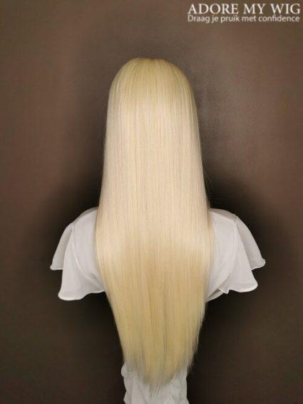 613 Blonde Pruik